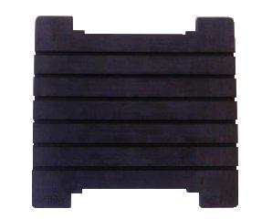 Ⅲb型橡胶垫板
