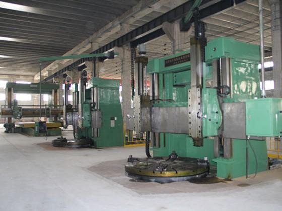机加工生产设备